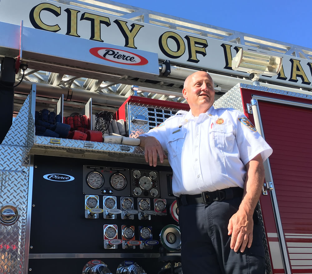 City of Inman Fire Chief