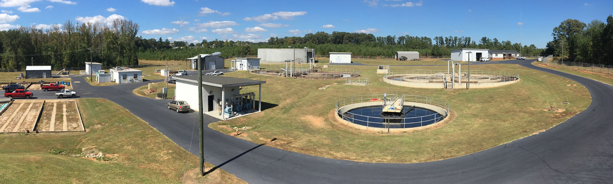 City of Inman Wastewater Treatment Plant